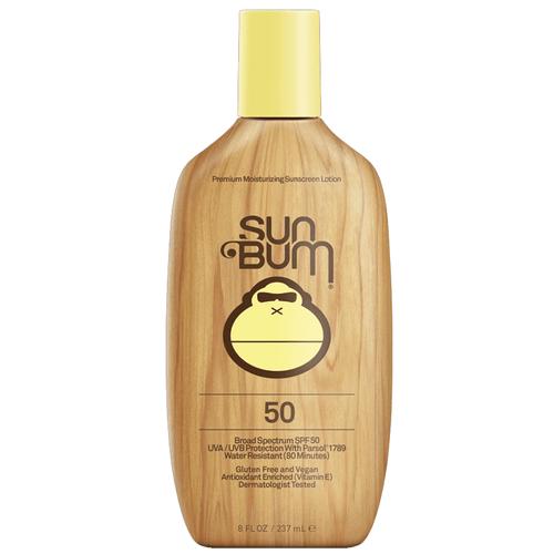 Sun Bum Original 50 SPF Sunscreen Lotion Front