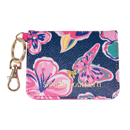 Simply Southern Butterfly Wallet Butterfly