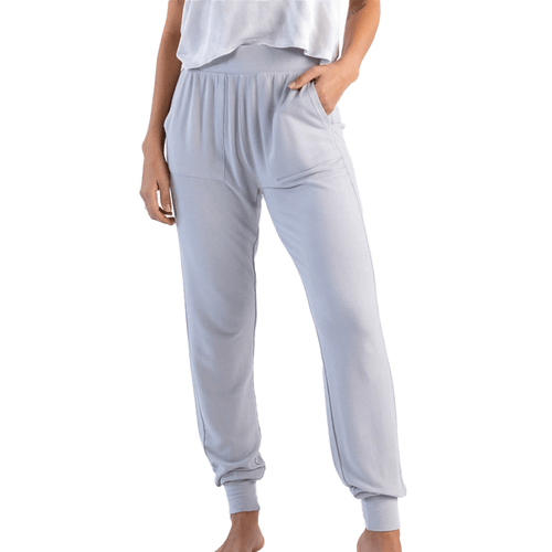 Women's Southern Shirt Co. Lounge Joggers 744Glacier Front