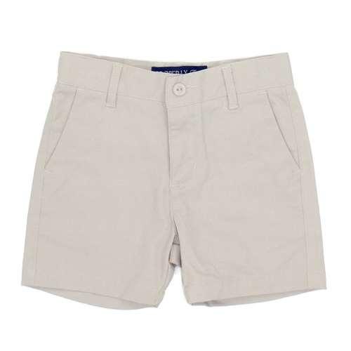 Boys' Properly Tied Patriot Club Short Khaki