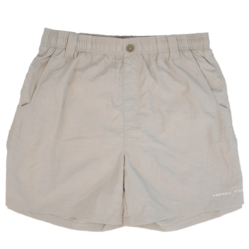 Infant & Toddler Boys' Properly Tied Mallard Short Khaki