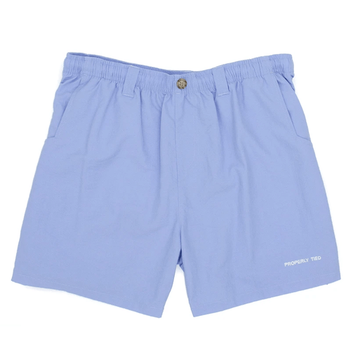 Boys' Properly Tied Mallard Short Sky Blue