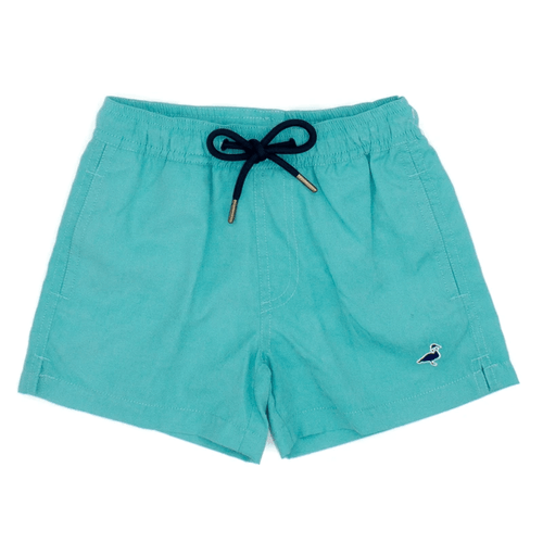 Infant & Toddler Boys' Properly Tied Swim Trunk Seafoam