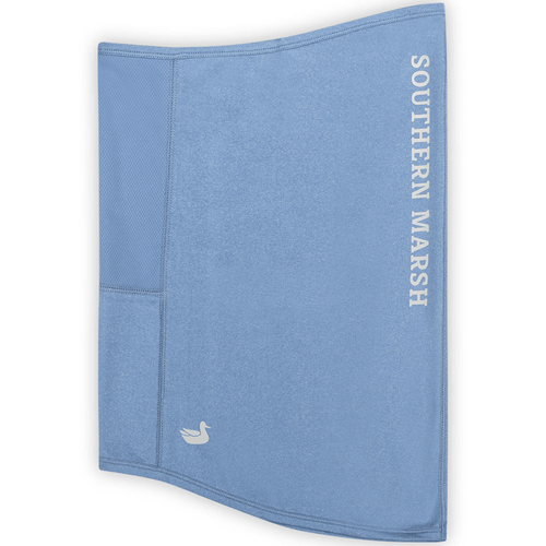 Adult Southern Marsh FieldTec™ Limitless Neck Gaiter - Oxford Blue Front