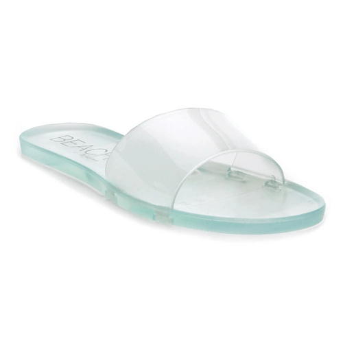 Women's Matisse Sol Slide Sandals Clear Front