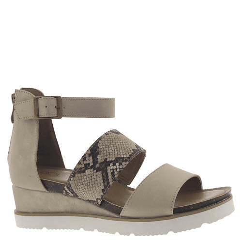 Women's Corky's Livingston Wedge Sandal Silver