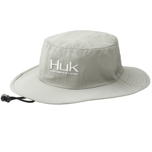 Adult Huk Boonie Hat 020Grey Front