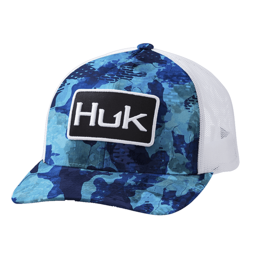Adult Huk Huk'd Up Refraction Hat 471SanSal Front