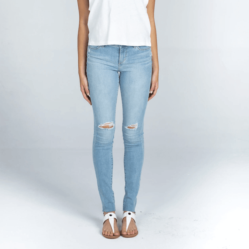 Women's Articles of Society Mya Ahuimanu Skinny Jean Front