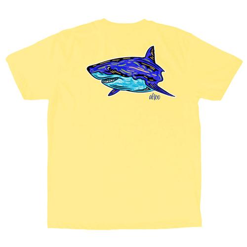 Boys' Aftco Baby Shark T-Shirt Back