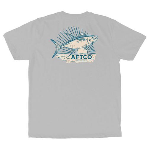 Boys' Aftco Short-Sleve Iced Tea T-Shirt - ATHR - back