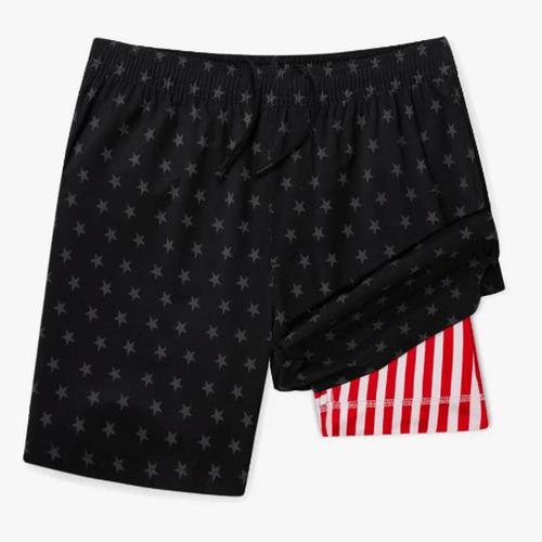 Men's Chubbies The Danger Zones Shorts Front