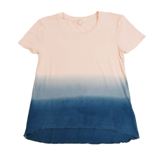 Girls' Hi-Low Dip Dye Shirt Multi