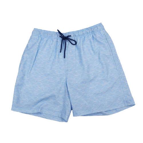 "Men's Southern Tide 6"" Del Mar Swim Trunk Front"