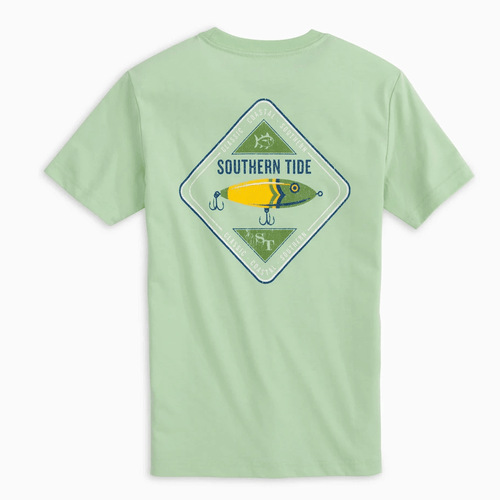 Boys' Southern Tide Lure Tee Back