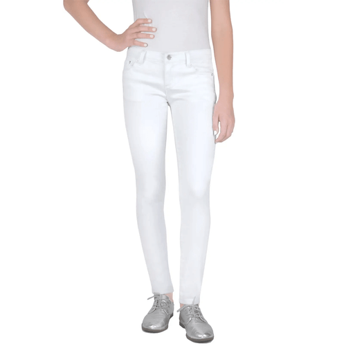 Girls' Tractr White Skinny Jeans