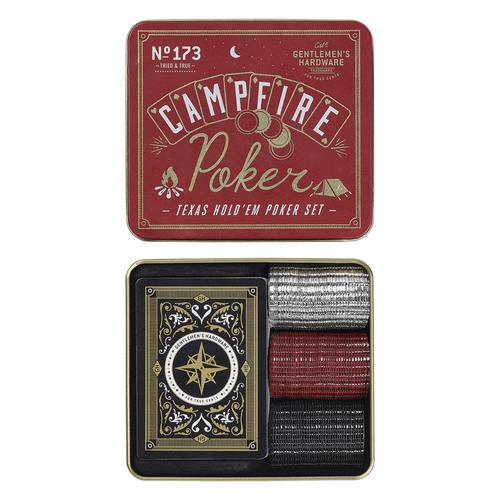 Gentlemen's Hardware Campfire Poker Set