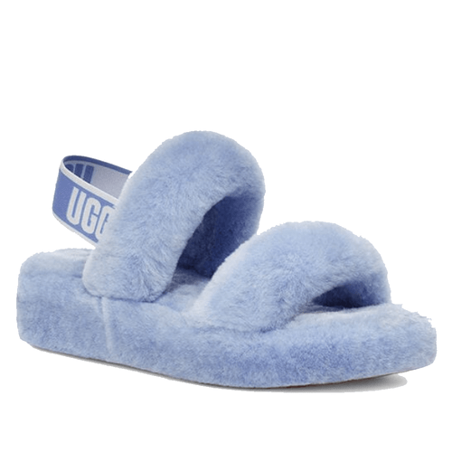 Women's Ugg® Oh Yeah Slide Soft Amethyst Front