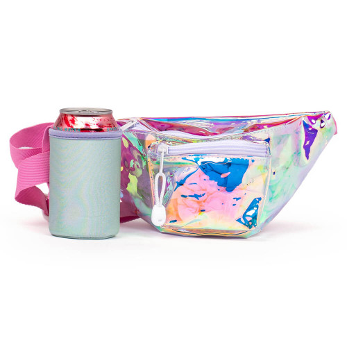 Women's Southern Shirt Co. Front Row Fanny Pack Unicorn