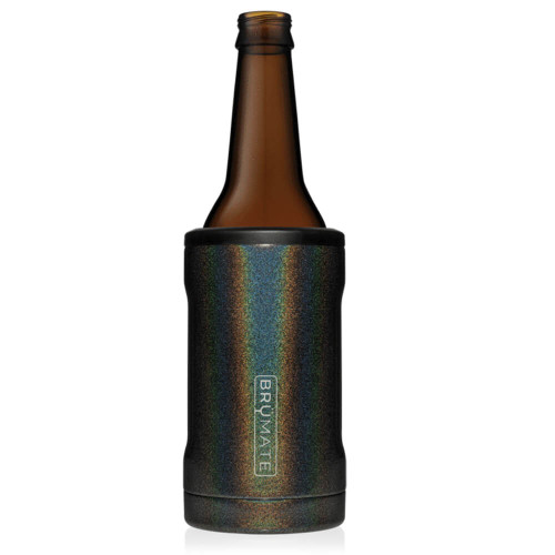 BruMate Hopsulator 12 oz Bott'l Glitter Charcoal