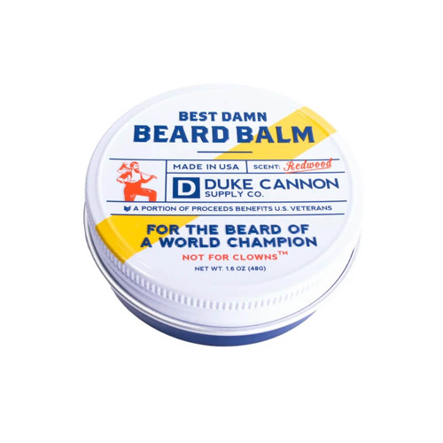 Men's Duke Cannon Best Damn Beard Balm