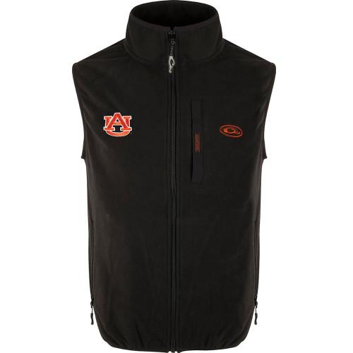 Men's Drake Auburn Camp Fleece Vest
