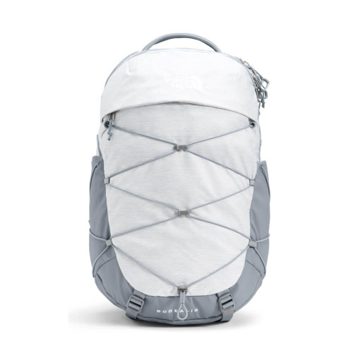 Women's The North Face 23L Borealis Backpack EP4 White Front