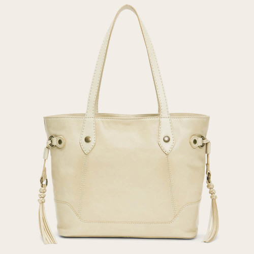 Frye Melissa Carryall Bag Parchment