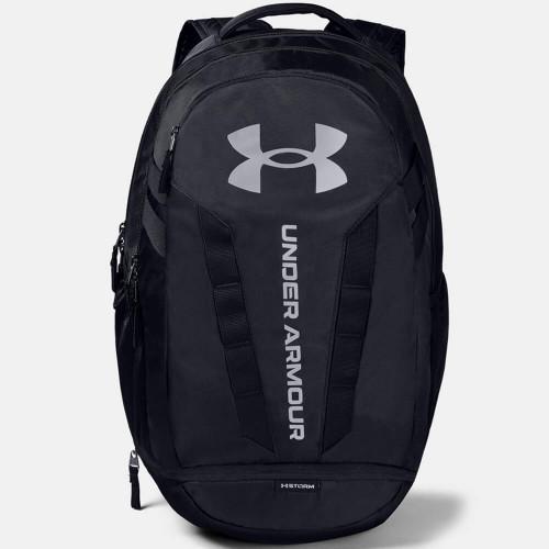 Under Armour Hustle 5.0 Backpack 001Black/Silver