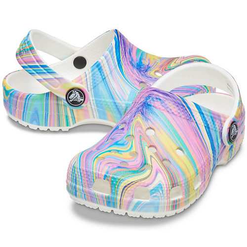 Girls' Crocs™ Classic Out of This World II Clog 928Multi