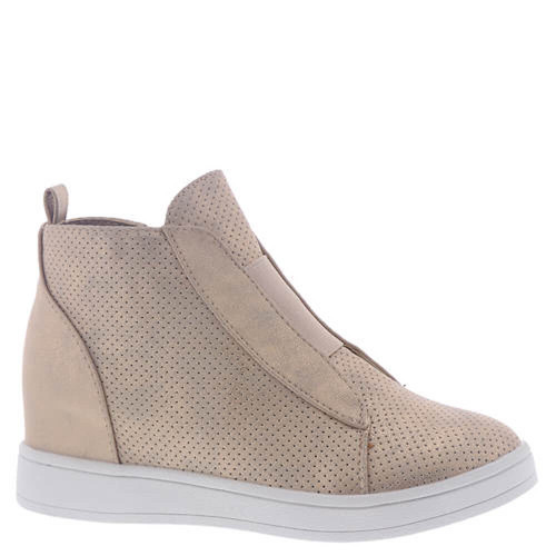 Girls' Mia Gracey High Top Sneakers Rose Gold