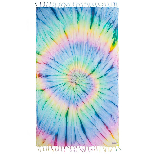 Sand Cloud Wanderlust Tie Dye Towel