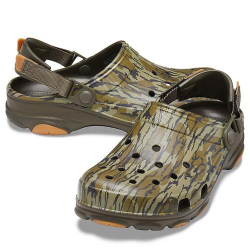 Men's Crocs™ Classic All-Terrain Mossy Oak® Bottomland® Clog