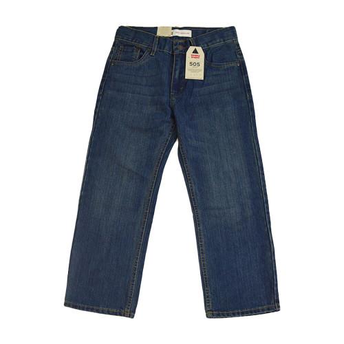 Boys' Levi's 505 Husky Jeans 778