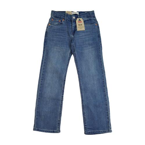 Boys' Levi's 514 Straight Fit Jeans L5U