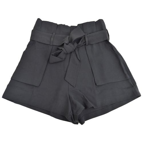 Women's TCEC Tie Front Shorts