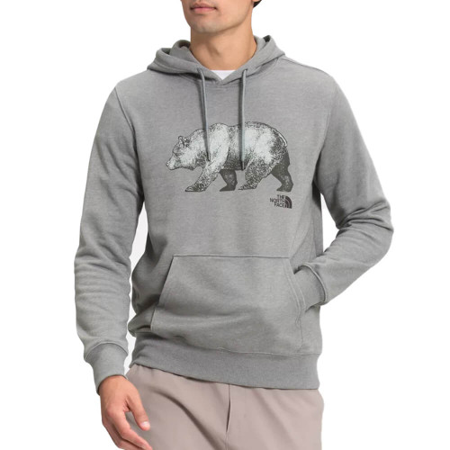 Men's The North Face Bear Pullover Hoodie Front