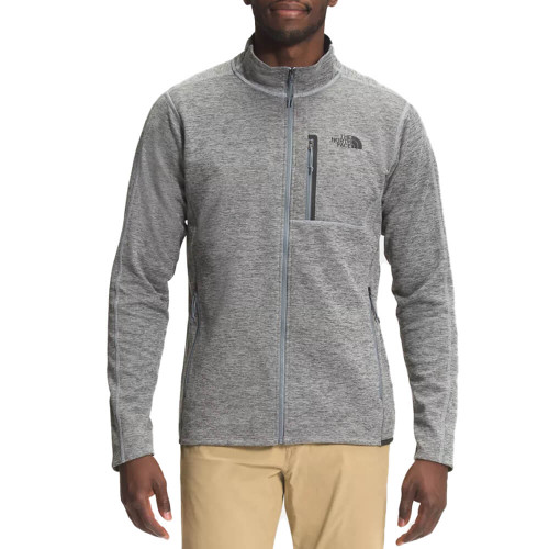 Men's The North Face Canyonlands Full Zip Jacket Front