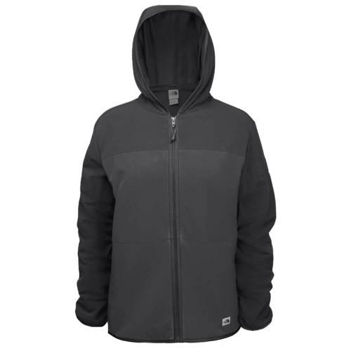 Men's The North Face Mountain Sweatshirt Full Zip Hoodie Black