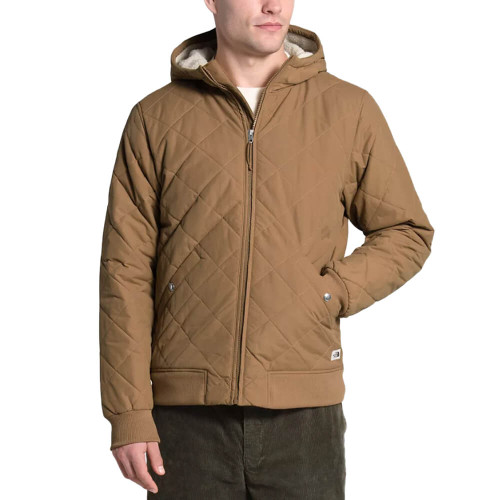 Men's The North Face Cuchillo Insulated Full Zip Hoodie Front