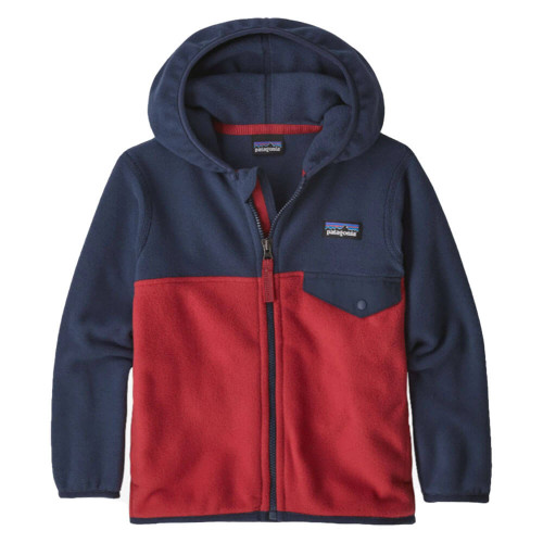Infant/Toddler Boys' Patagonia Micro D Snap-T Jacket