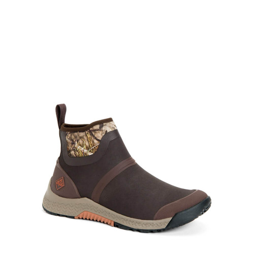 Men's The Original Muck® Boot Company Outscape Chelsea Ankle Boot - Mossy Oak Break-Up Country®