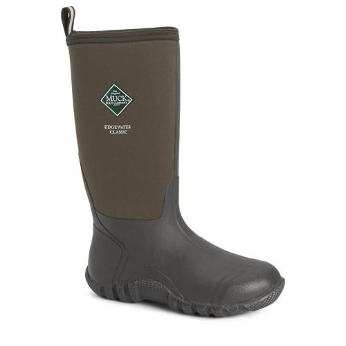 Men's The Original Muck® Boot Company Edgewater Classic High Boot - Brown