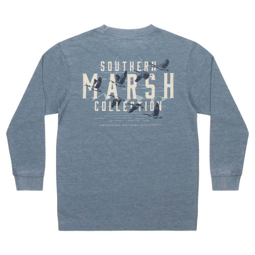 Boys' Southern Marsh Seawash Etched Formation Tee