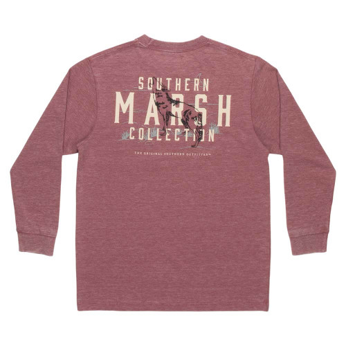 Boys' Southern Marsh Seawash Etched Howl Tee
