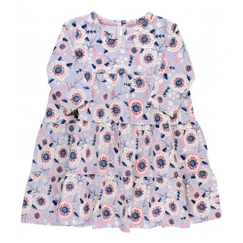 Infant/Toddler Girls' Ruffle Butts Tiered Dress