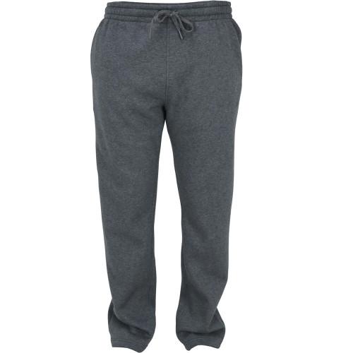 Men's Aftco Everyday Fleece Charcoal Heather Pants
