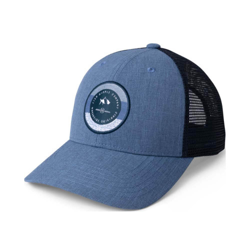 Men's Fish Hippie Informer Trucker Hat