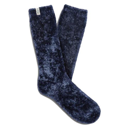 Women's UGG Leda Cozy Navy Sock