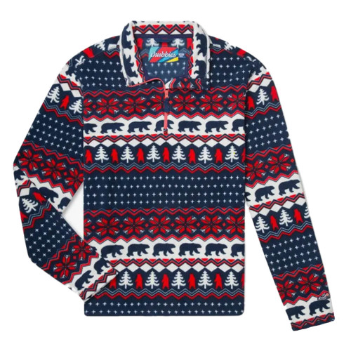 Men's Chubbies The Bearly Wild Pullover